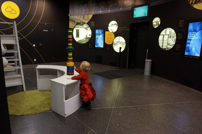 Nähtävyydet Tallinnassa / Teletorn lasten kanssa