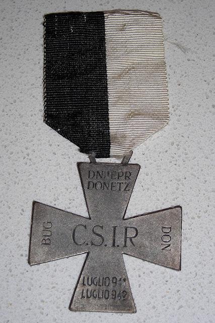 croce di ghiaccio ARMIR CSIR FRONTE RUSSO