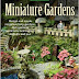Book Giveaway: Miniature Gardens