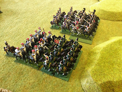 Hinton Hunt Vintage Napoleonic Battle