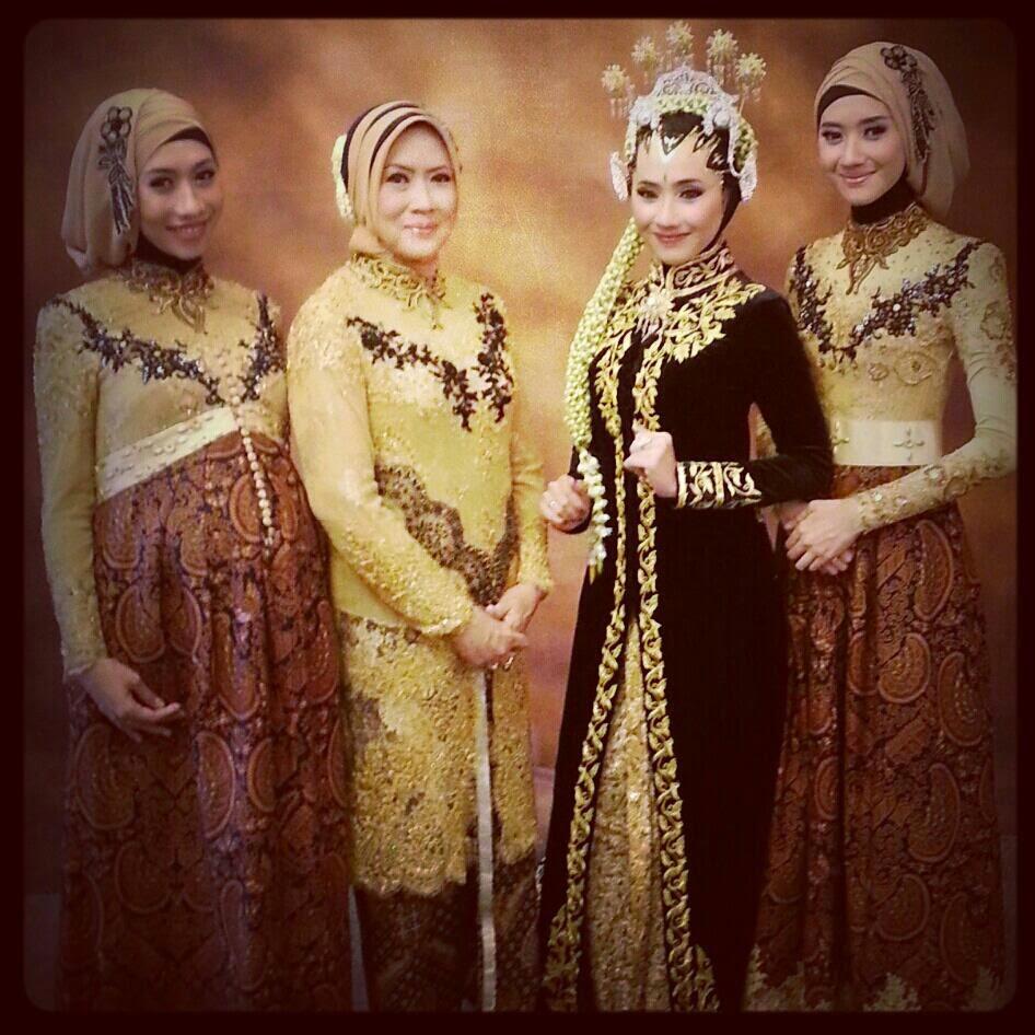 Model Kebaya Hamil Muslim