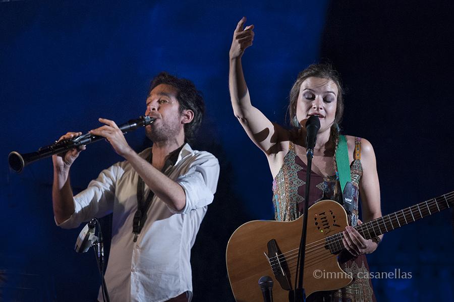 Gabriel Amargant i Thaïs Morell, Torre Ramona, Subirats, 30 de juliol de 2016