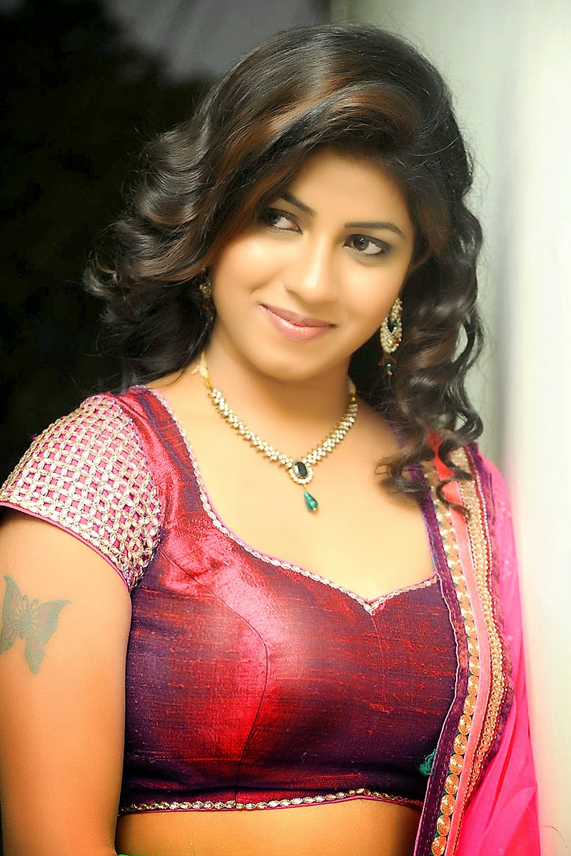 Top Beautiful Actress Geethanjalis Photos From South -1203