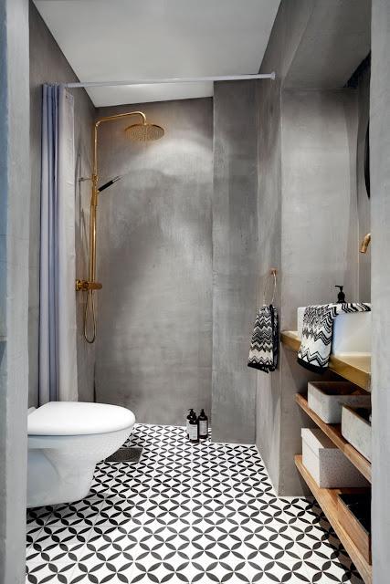 comment apporter une touche de luxe un appartement tr s sobre. Black Bedroom Furniture Sets. Home Design Ideas