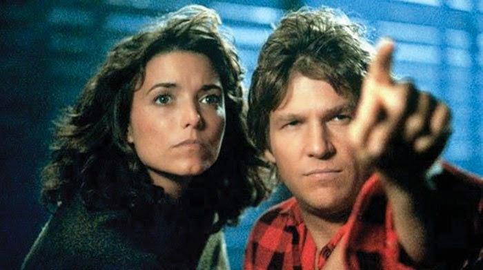 Karen Allen Jeff Bridges Starman 1984