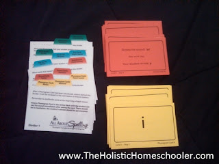 Divider Cards and Flash Cards