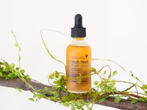 Review Natural Pacific Fresh Herb Origin Serum