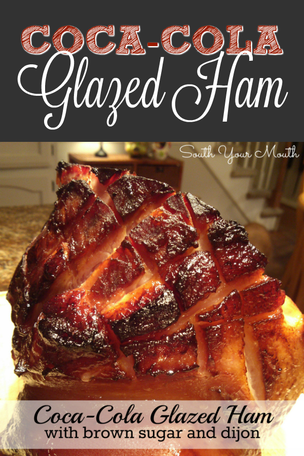 South Your Mouth Coca Cola Glazed Ham