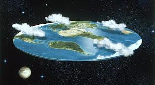 Αποτέλεσμα εικόνας για Η γη είναι επίπεδη!