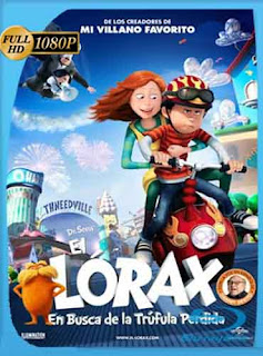 El Lorax 2012 | 2012 HD [1080p] Latino [Mega] dizonHD
