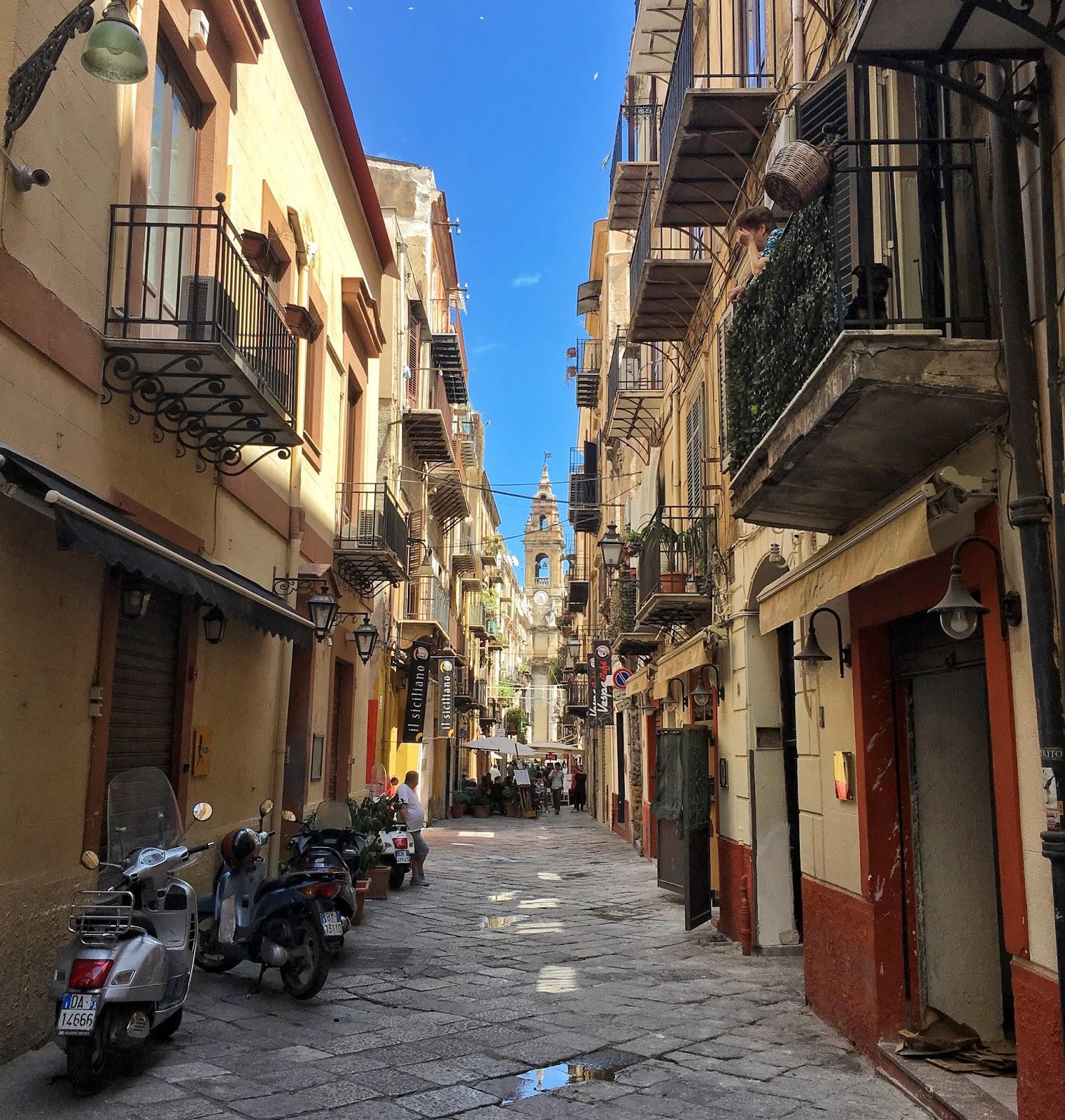 Italy, Palermo, Sicily