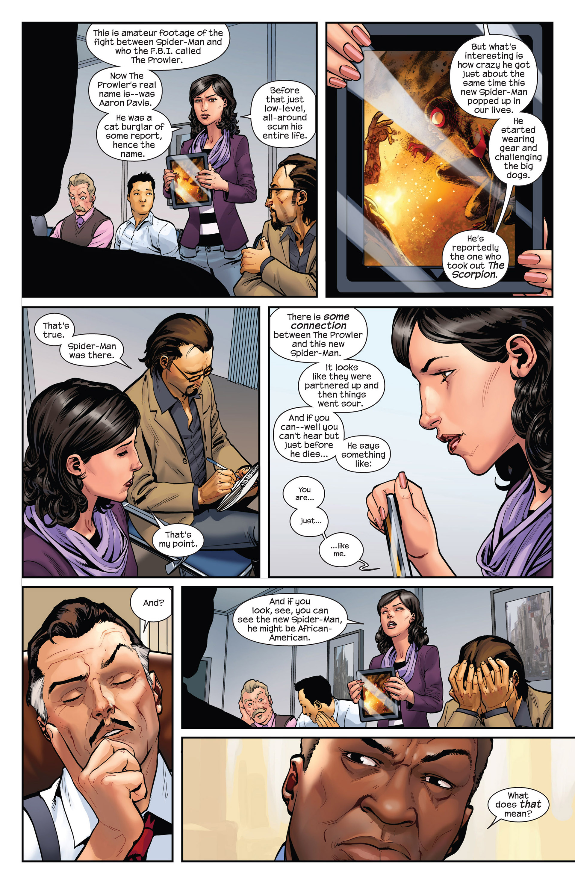 Read online Ultimate Comics Spider-Man (2011) comic -  Issue #16.1 - 5
