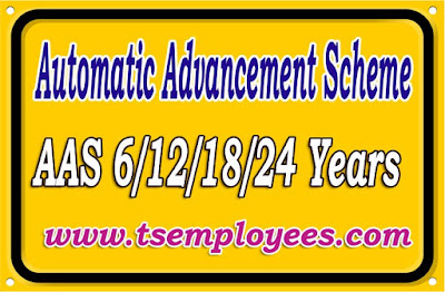 Automatic Advancement Scheme AAS 6/12/18/24 Years introduced vide GO.96 Dated 20.5.2011. AP Telangana Andhra Pradesh Automatic Advancement Scheme software for teachers employees telugu  aas spp ia 12 years pay fixation Special Grade Post Scale (6 years) Special Promotion Post Scale I-A  (12 years) Special Promotion Post Scale I-B /Special Adhoc Promotion Post Scale I-B (18 years) Special Promotion Post Scale II (24 years) Special Adhoc Promotion Post Scale II (24 years) Fixation of Pay on appointment to Automatic Advancement Scheme posts