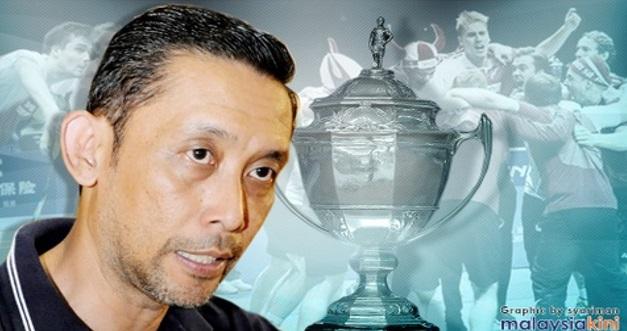DATUK MISBUN SIDEK BELOT DENGAN MALAYSIA... Siapa Di Sebalik Belakang Kejuaraan DENMARK MERANGKUL PIALA THOMAS