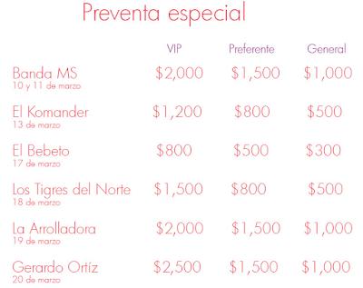 palenque texcoco 2016