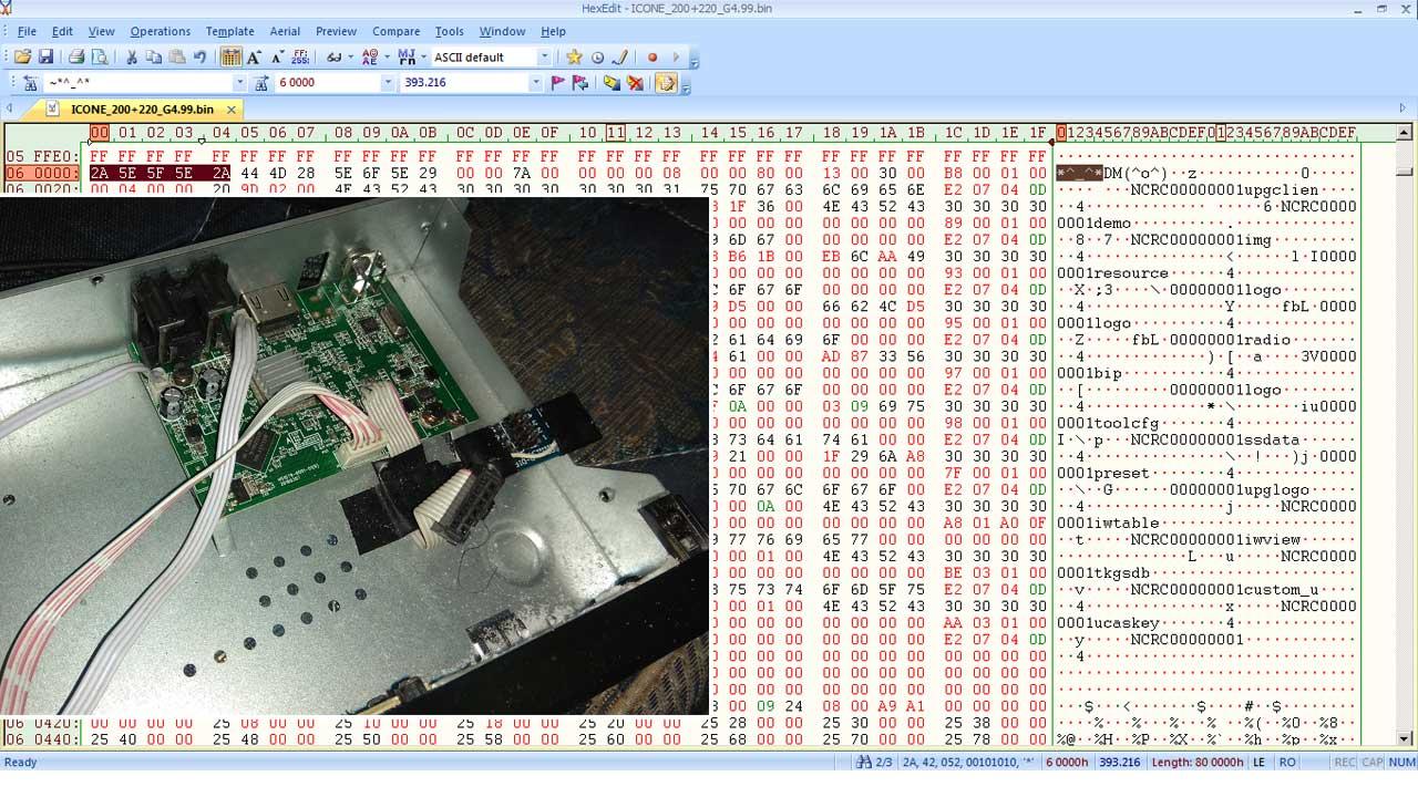 Cara Edit Firmware Receiver Parabola