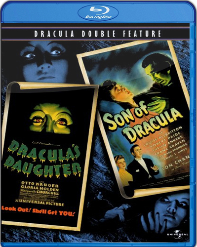 Dracula's Daughter. Son of Dracula [1936 – 1943] [BD25] [Subtitulado]