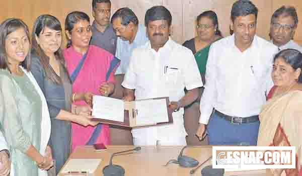Dr Beela Rajesh IAS Photo | Gesnap.com