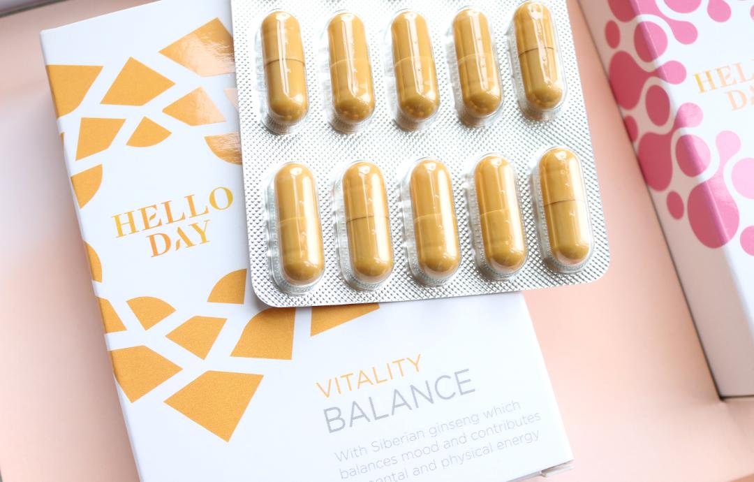 Hello Day Vitality Balance