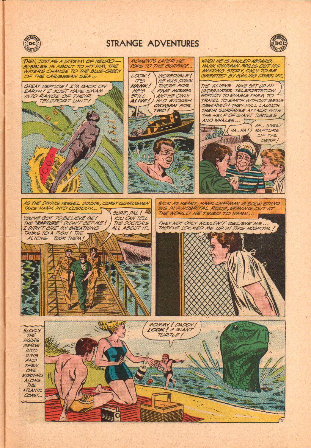 Strange Adventures (1950) issue 118 - Page 7