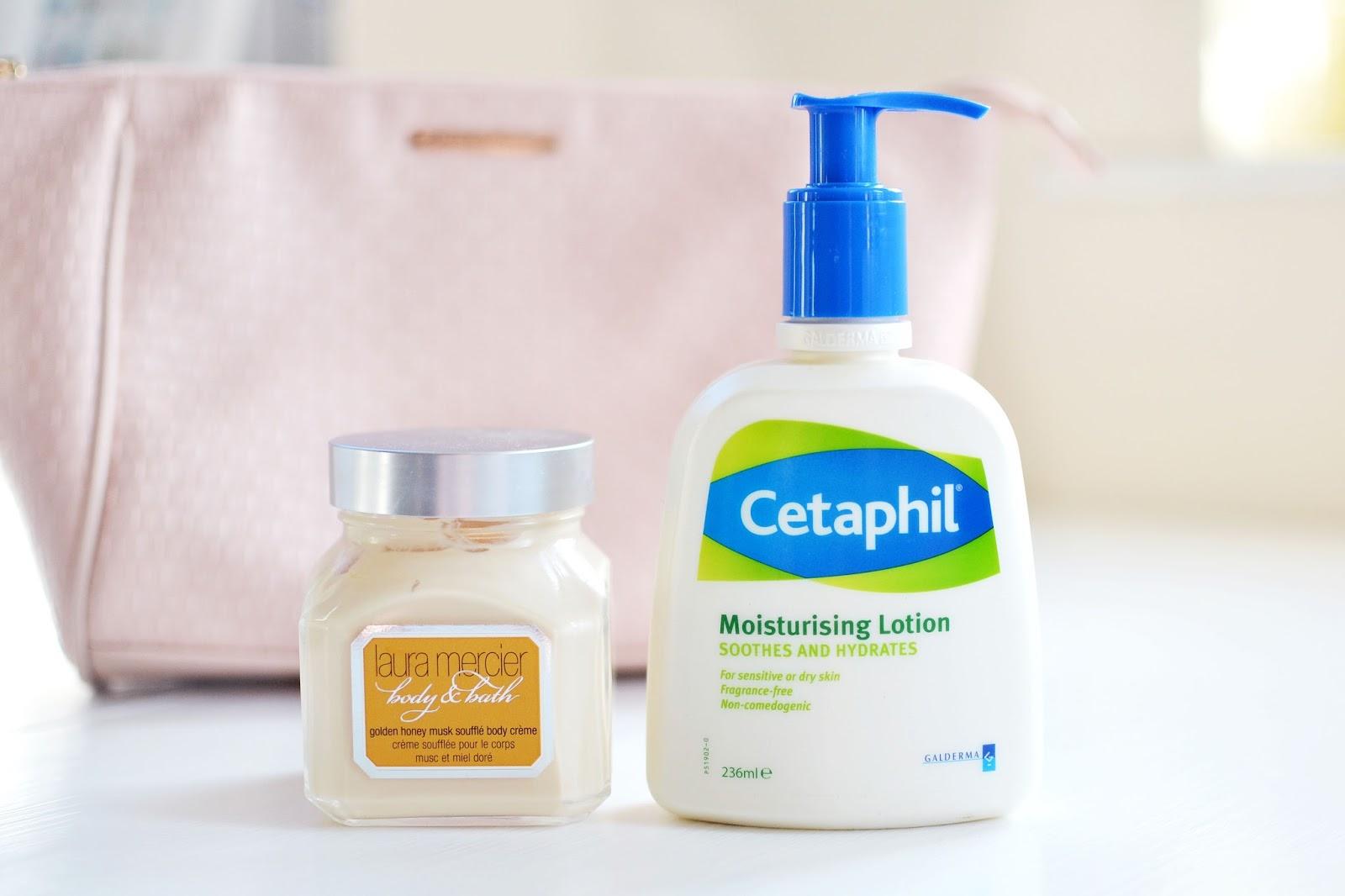 body lotion, body creams