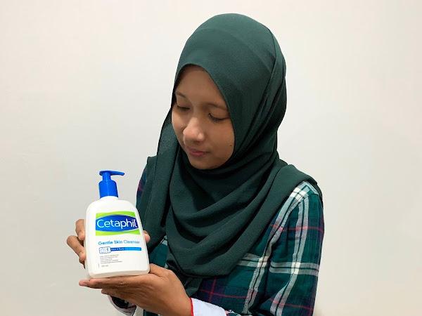 Pencuci muka untuk semua jenis kulit – Cetaphil Gentle Skin Cleanser