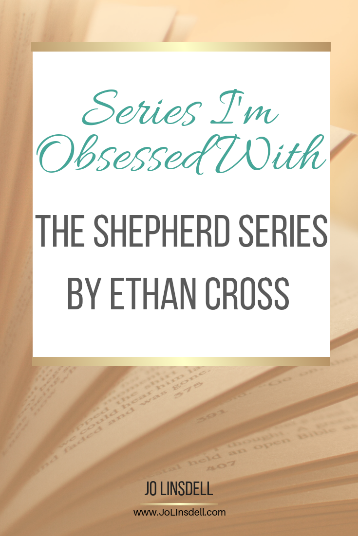 Book Series I'm Obsessed With: The Shepherd Series by Ethan Cross