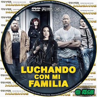 GALLETA - FIGHTING WITH MY FAMILY - LUCHANDO CON MI FAMILIA - 2019