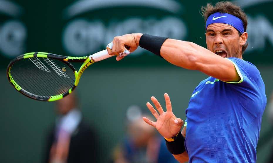 Max Sports French Open 2017 Novak Djokovic And Rafa Nadal Cruise To The 3rd Round