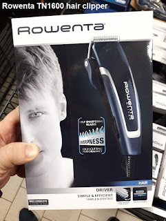 Rowenta TN1600 hair clipper review
