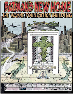 Wayne Foundation building