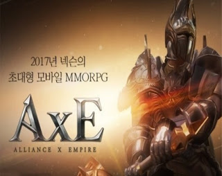 game AXE AllianceX Empire