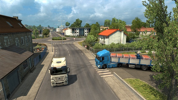 Euro Truck Simulator 2 Italia PC Full Version Screenshot 1