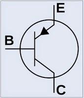 pengertian, jenis, karakteristik, simbol, transistor, NPN transistor