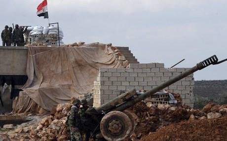 الجيش السوري يحرّر عدداً من القرى ويدخل الحدود الإدارية الجنوبية لمحافظة إدلب