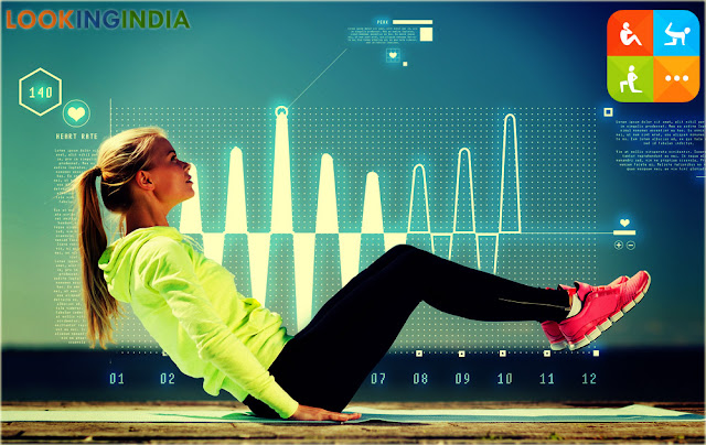 Top Best Health and Fitness Apps with out Trainer on Android Google Play