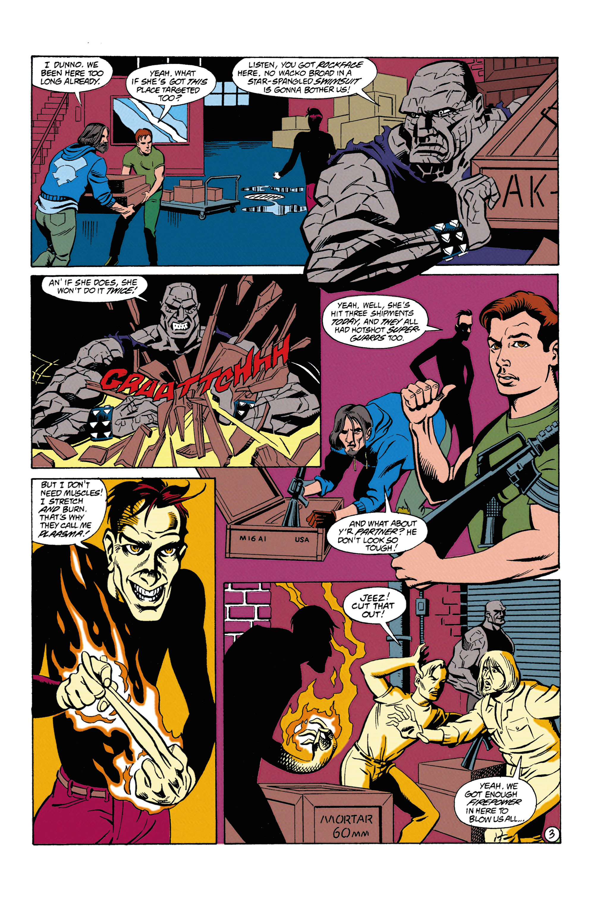 Read online Wonder Woman (1987) comic -  Issue #87 - 4