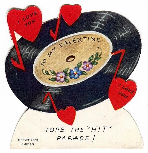 funny vintage valentine's day cards  vintage everyday