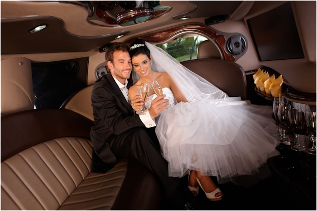 Wedding Limo Rental Service & Transportation in Denver