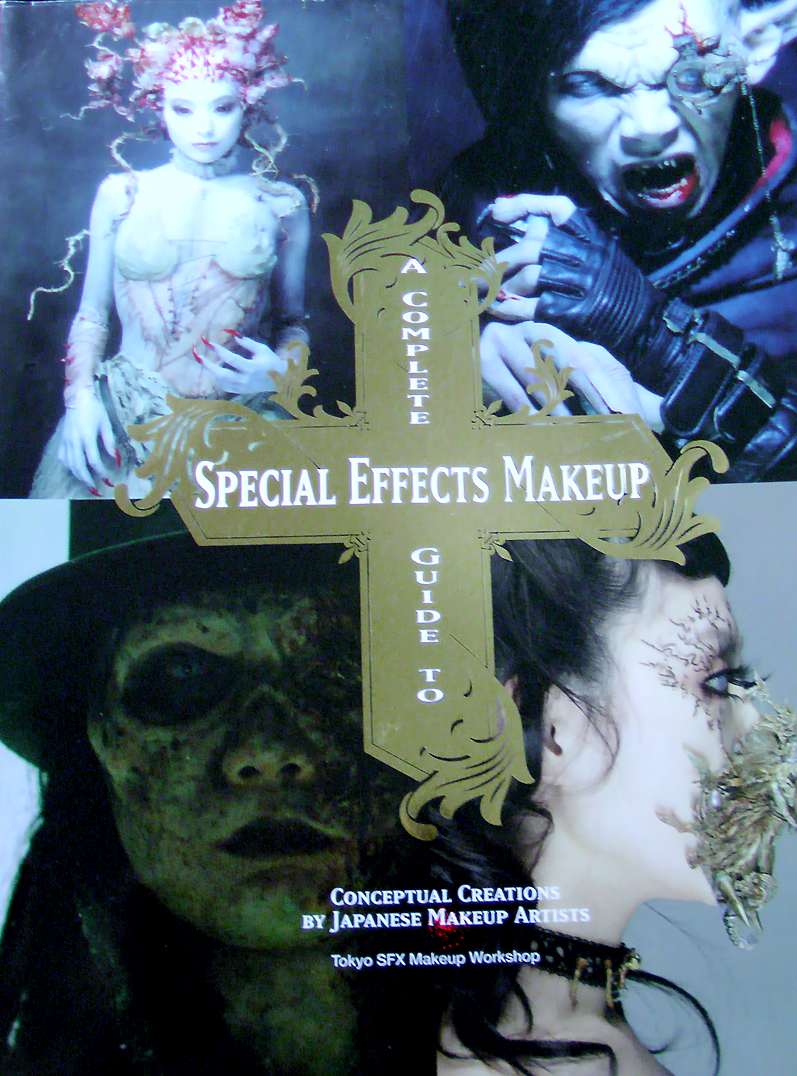 Special Effects Makeup: Horror Shock LoliPOP: Books & Reviews: A Complete Guide To