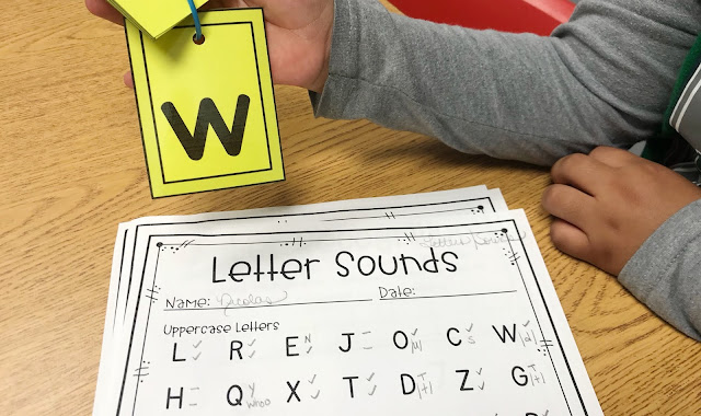 Struggling to find a new, engaging way to practice letters and sounds? These 4 game will make it simple. Whether you play for 2 minutes or 20, your early elementary students will love the games. Download the freebie to take advantage of the printable letter cards and bingo boards. You can also purchase progress monitoring tools to ensure your students are retaining the information. These 4 ideas will require little prep and can be utilized in small groups or centers. {lower elementary, freebie, alphabet}