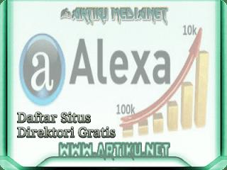 Daftar Situs Direktori gratis Alexa Rank tinggi