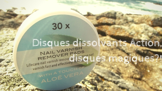Disques dissolvants Action