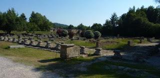 Leonidio, Olimpia.