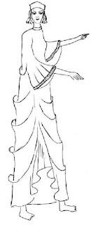 Kandys merupakan busana yang berasal dari bentuk kutang yang dipakai oleh pria Hebren di Asia Kecil pada zaman prasejarah