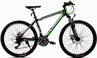 Daftar Harga Sepeda Pacific Semua Tipe Terbaru