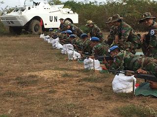 Pasukan PBB Kamboja