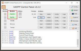 Cara Mengaktifkan Localhost (127.0.0.1) Pada Browser