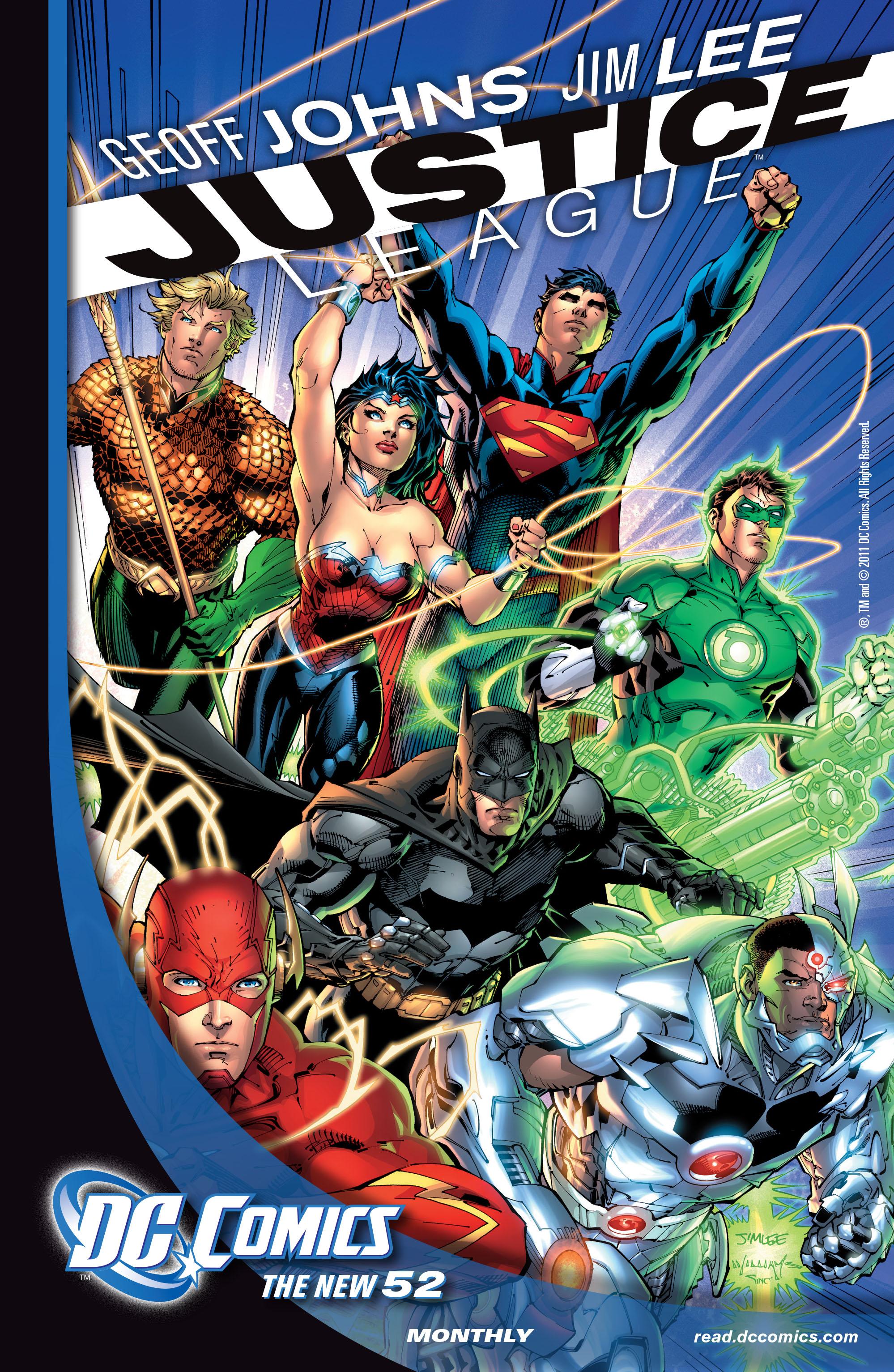 Read online Aquaman (2011) comic -  Issue #3 - 22