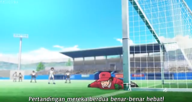 Download Captain Tsubasa (2018) Episode 7 Subtitle Indonesia.